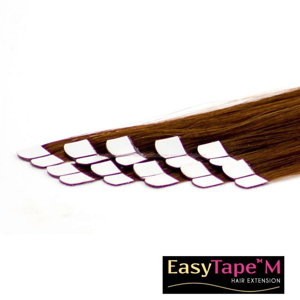 Easytape M Tape In Extension 50cm 4 Hair Extensions Outlet Outlet