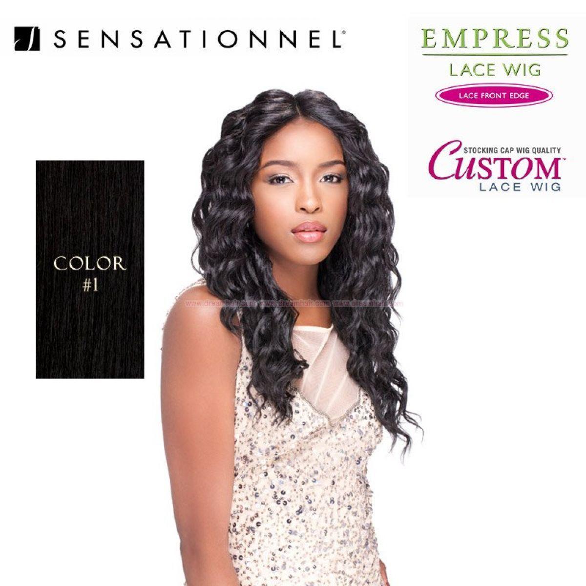 Sensationnel Empress Custom Lace Wig Loose Deep  1 - Sensationnel ... 7d987cba8