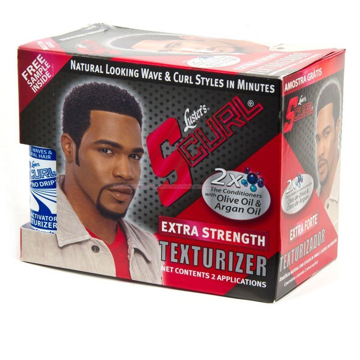 Er S Curl Extra Strength Texturizer Kit
