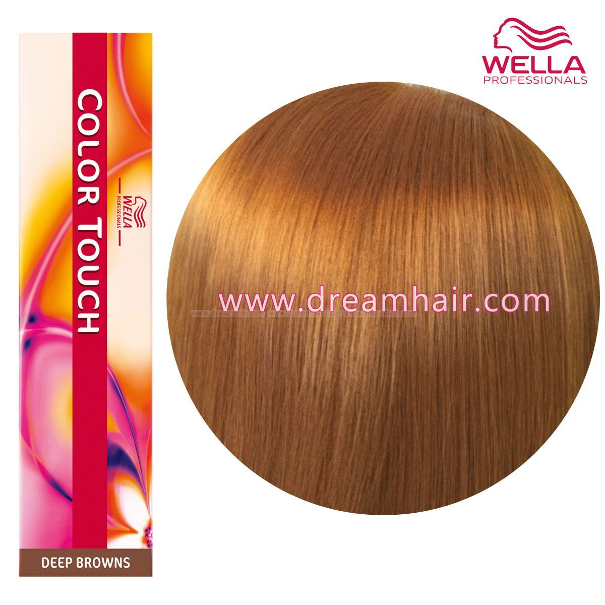 Wella Color Touch Demi Permanent Hair Color 60ml 8/73