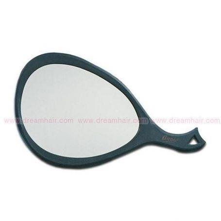Teardrop Mirror Black