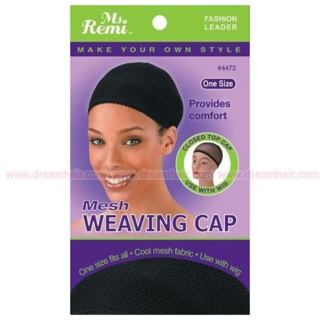 Mesh Weaving Cap