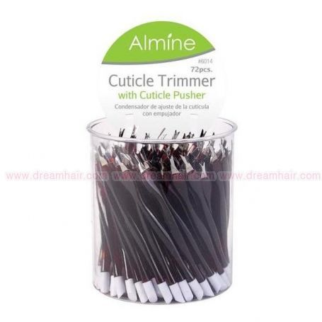 Doall Cuticle Trimmer 72ct/jar