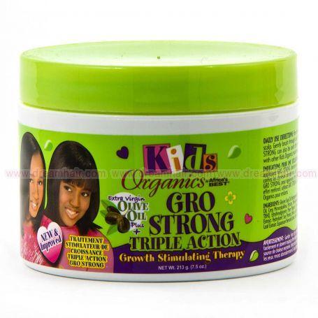 Africa's Best Kids Organics Gro Strong 213g