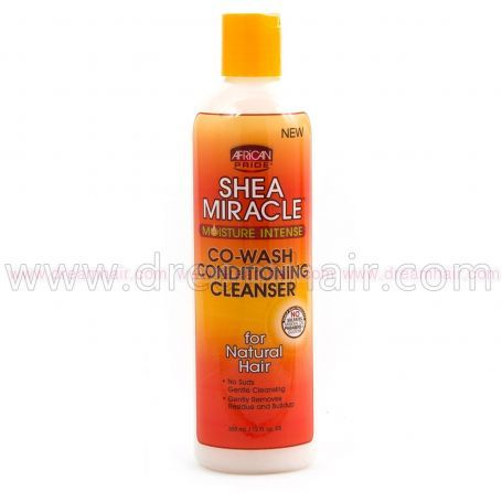 African Pride Shea Butter Miracle Co-Wash Conditioning Cleanser 355ml