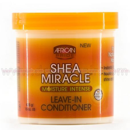 African Pride Shea Butter Miracle Leave-In Conditioner 425g