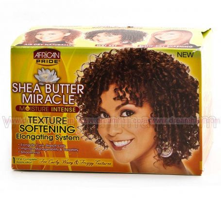 African Pride Shea Butter Miracle Texture Softening Relaxer