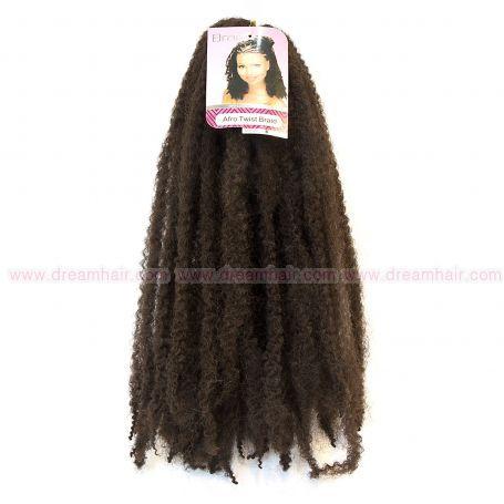 Afro Twist Marley Braid 4#