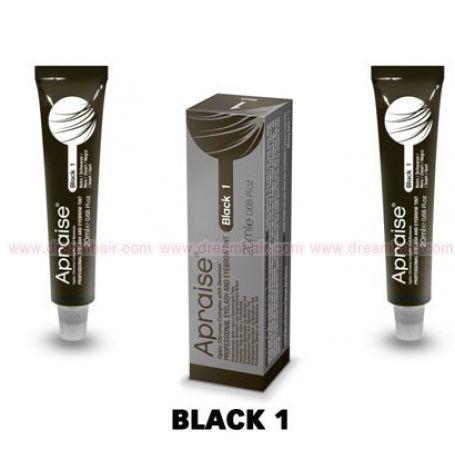 Apraise Eyelash and Eyebrow Tint Black 1#