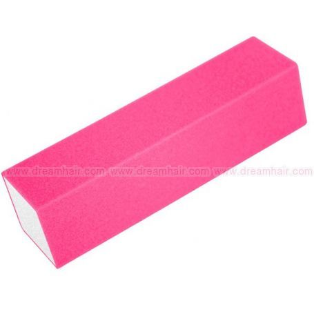 Nail Buffer 120 grit Neon Pink