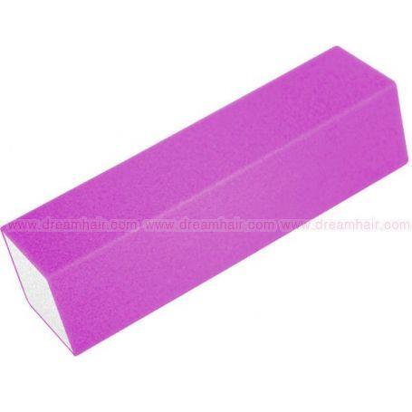 Nail Buffer 120 grit Neon Purple