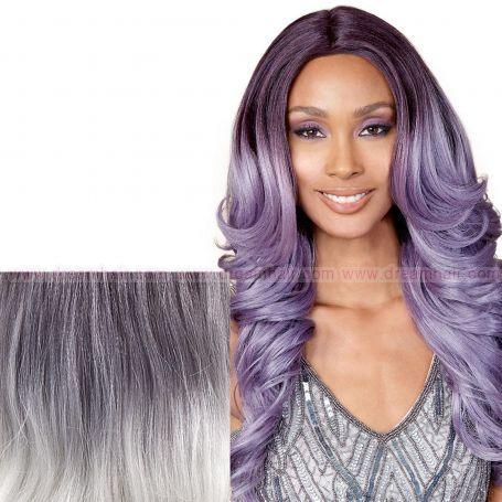 Bobbi Boss Lace Front Wig M899 Yvetra 3T1B/GWHT