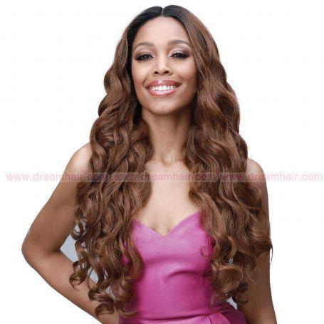Bobbi Boss Lace Front Wig MBLF250 Jolene TT1B/2730#