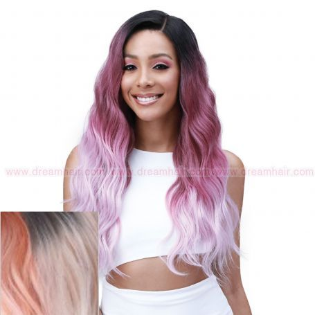 Bobbi Boss Lace Front Wig MBLF550 Daliss TTNB/PHGD#