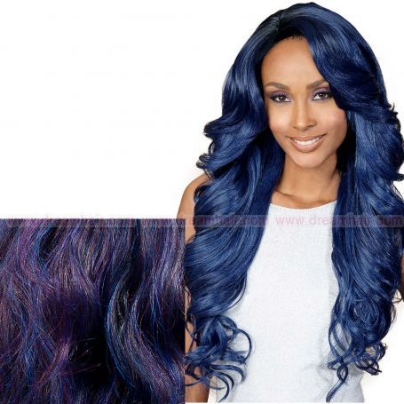 Bobbi Boss Lace Front Wig MLF113 Shannon TT/OLBERRY