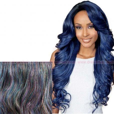 Bobbi Boss Lace Front Wig MLF113 Shannon TT/OLFLGRN