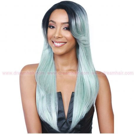 Bobbi Boss Lace Front Wig MLF120 Perry TT1B/MINT