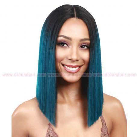 Bobbi Boss Lace Front Wig MLF136 Yara TT1B/DTEAL