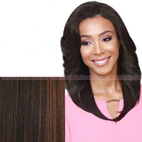 Bobbi Boss Lace Front Wig MLF140 Neptune 4x4 F1B/30#