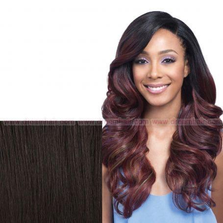 Bobbi Boss Lace Front Wig Sylvanna 13x4 1B#