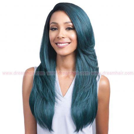 Bobbi Boss Lace Front Wig MLF301 Avery TT1B/DGRN