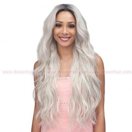 Bobbi Boss Lace Front Wig MLF332 Valeria TT1B/S.STR#