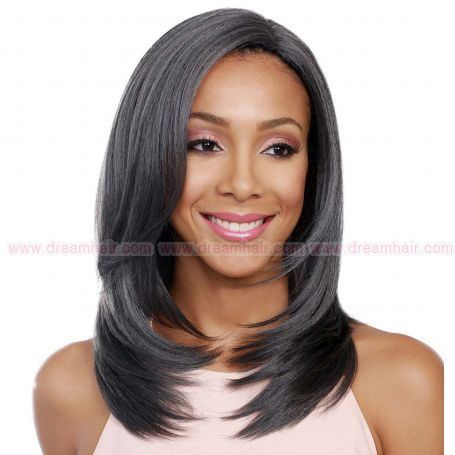 Bobbi Boss Weave-a-Wig Luna Charcoal#