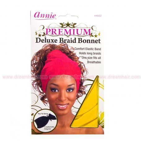 Deluxe Braid Bonnet Yellow