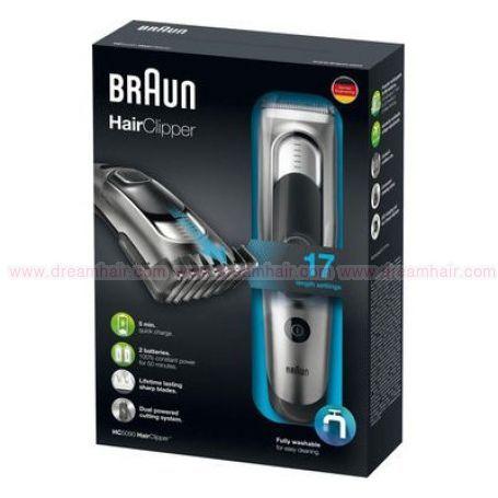 Braun Trimmer HC5090
