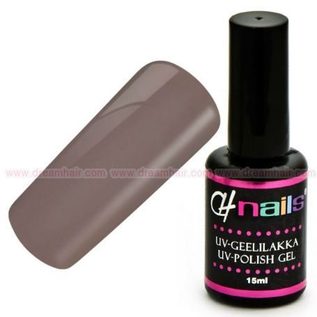 CH Nails Geelilakka Nude Brown
