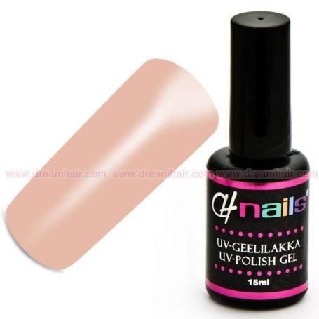 CH Nails Geelilakka Nude Light