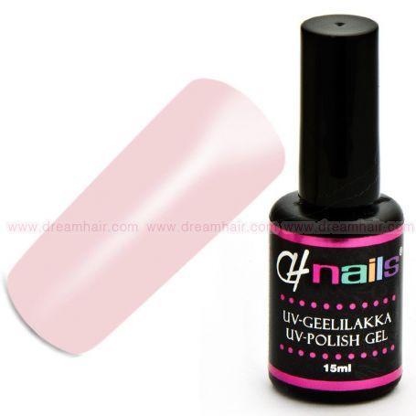 CH Nails Geelilakka Powder Pink