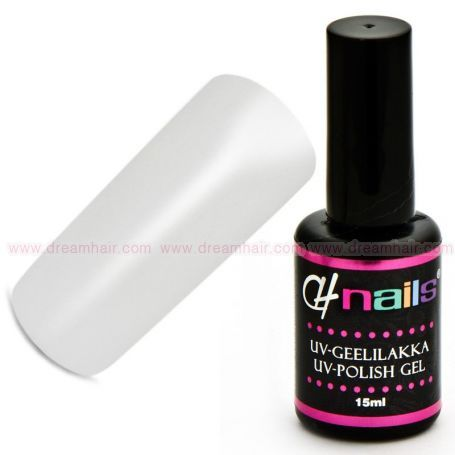 CH Nails Geelilakka Snow White