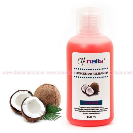 CH Nails Cleaner Cocos Red 150ml