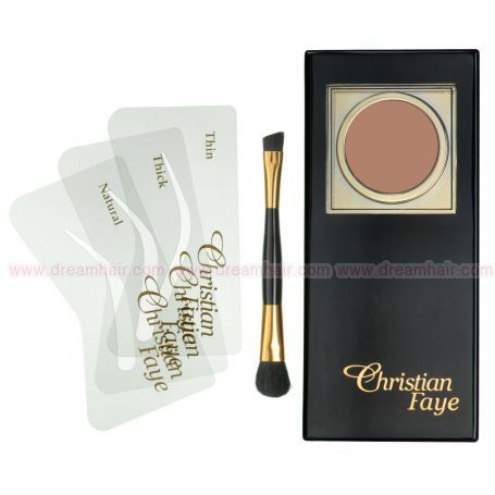 Christian Faye Eyebrow Kit CF67 Bronze
