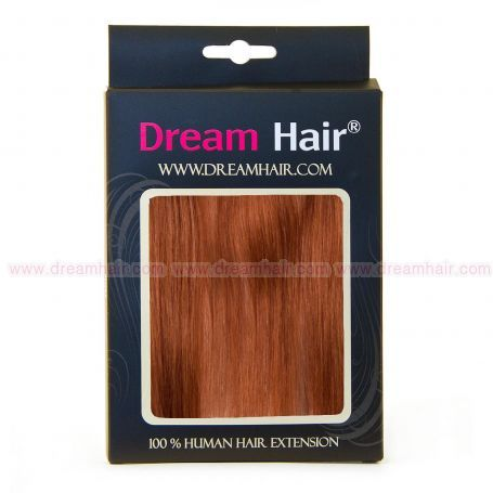 Clip-In Hair Extension one piece 40cm 33#