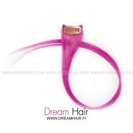 Clip-In Highlight  Purple