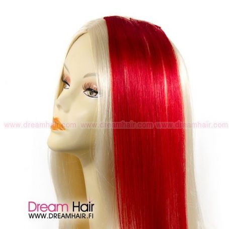 Clip-In Highlight  Red