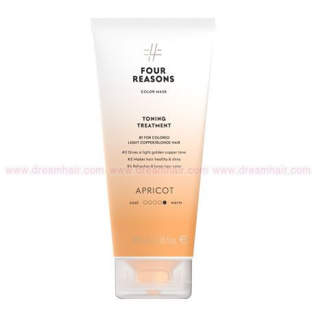 Color Mask Color Conditioner Apricot 200ml