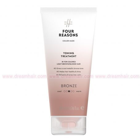 Color Mask Color Conditioner Bronze 200ml