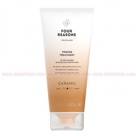 Color Mask Color Conditioner Caramel 200ml