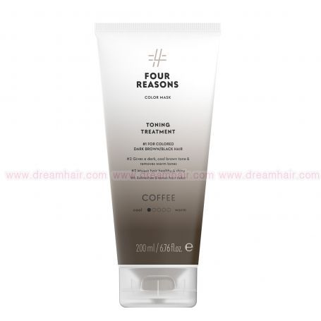 Color Mask Color Conditioner Coffee 200ml