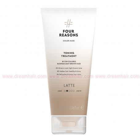 Color Mask Color Conditioner Latte 200ml