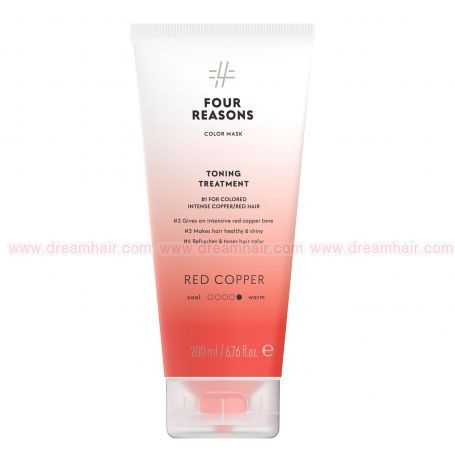 Color Mask Color Conditioner Red Copper 200ml