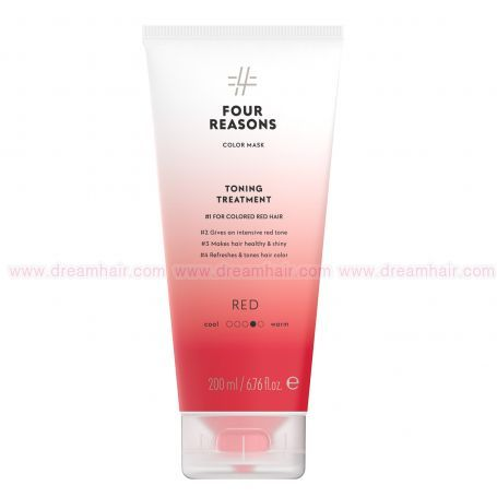 Color Mask Color Conditioner Red 200ml