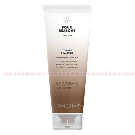 Color Mask Shampoo Chocolate 250ml