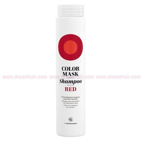 Color Mask Shampoo Red 250ml