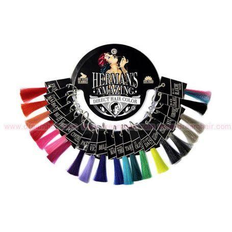 Herman's Amazing Värikartta