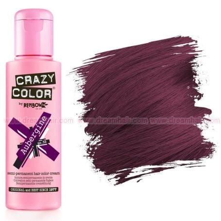Crazy Color Aubergine #50