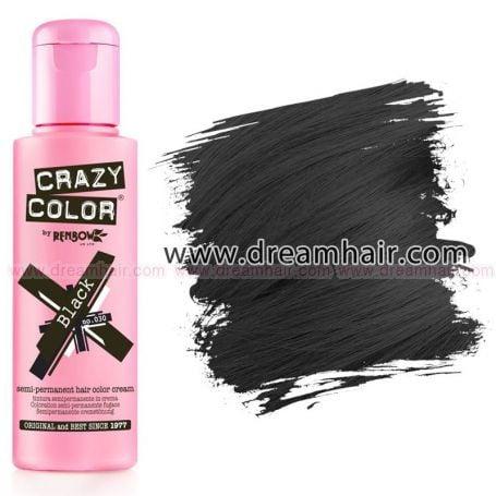Crazy Color Natural Black #32